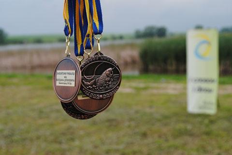 Медаль учасника змагань у Звенигороді