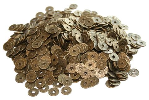 Китайські монетки