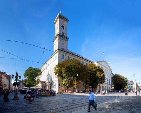 Ратуша у Львові