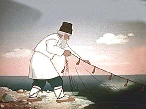 Казка про рибака і рибку