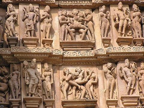 Храм Кхаджурахо в Індії