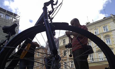 Велопрокат МТС