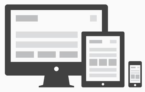 Responsive web-designe
