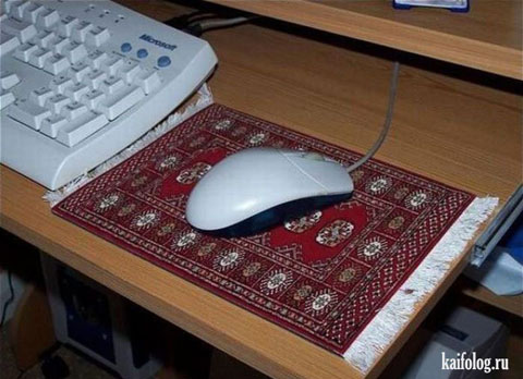 Килимок для мишки